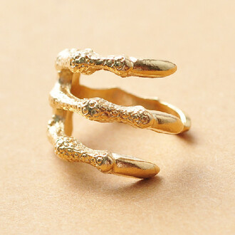claws ring jewels