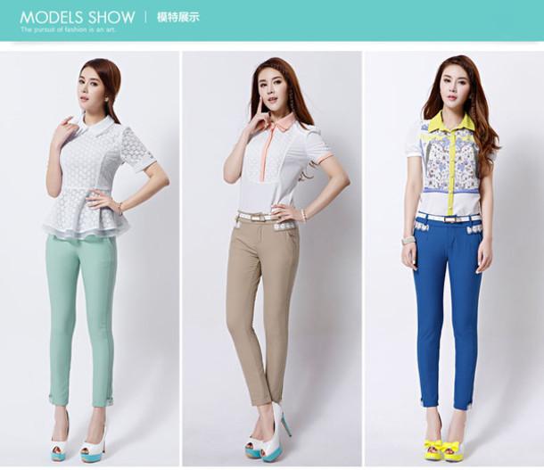 pants lady 24chinabuy spring women fashion