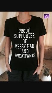 shirt,proud supporter
