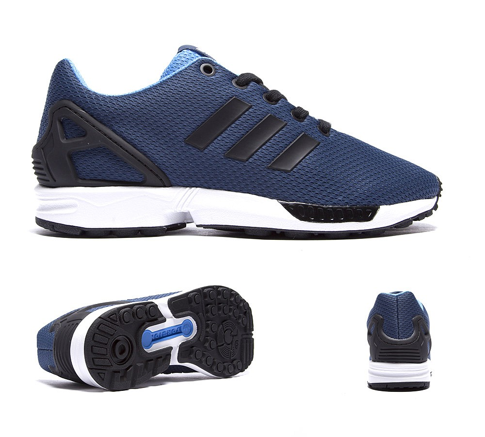 adidas ZX Flux Weave Men's Shoes Casual Sports Trainers Running