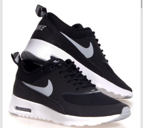 shoes nike air max thea trainers