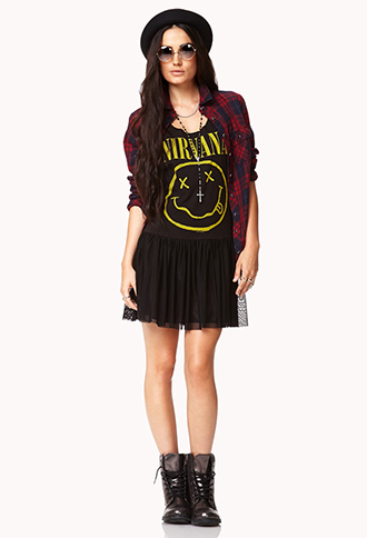 dress nirvana jacket sunglesses style