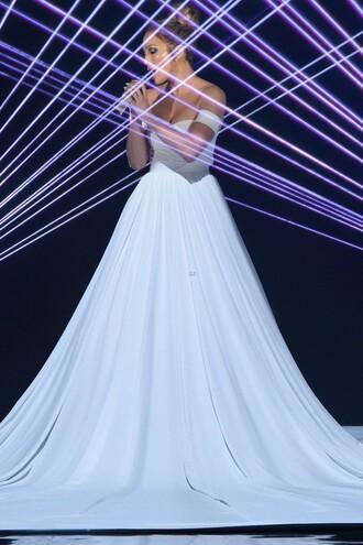 dress red carpet dress gown wedding dress jennifer lopez