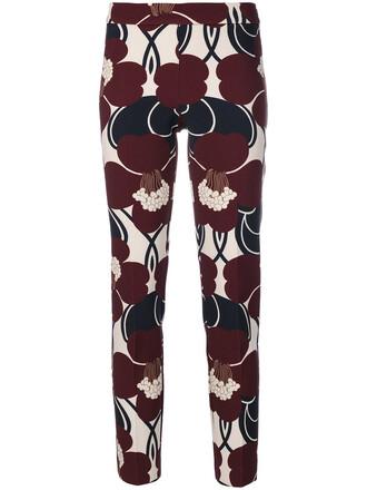 women spandex floral print pants