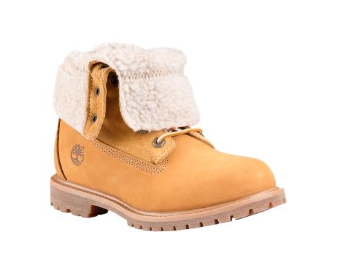 Timberland - Women's Timberland Authentics Waterproof Fold-Down Boot