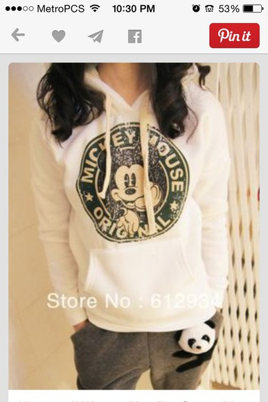 mickey mouse sweater white hoodie mickey mouse hoodies