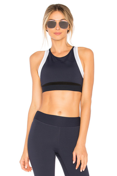 lilybod bra sports bra black underwear