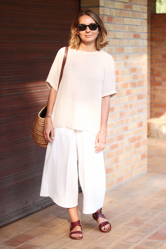 jane's sneak peak blogger top pants shoes