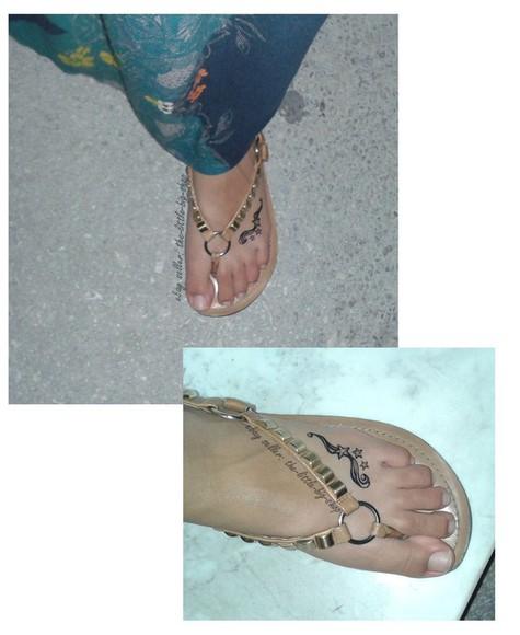 moon star stars make-up tatoo tattoo elegant