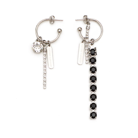Justine Clenquet JESSY EARRINGS