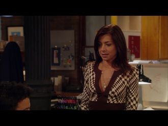 dress brown dress alyson hannigan's how i met your mother