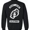 Mary jane california sweatshirt back
