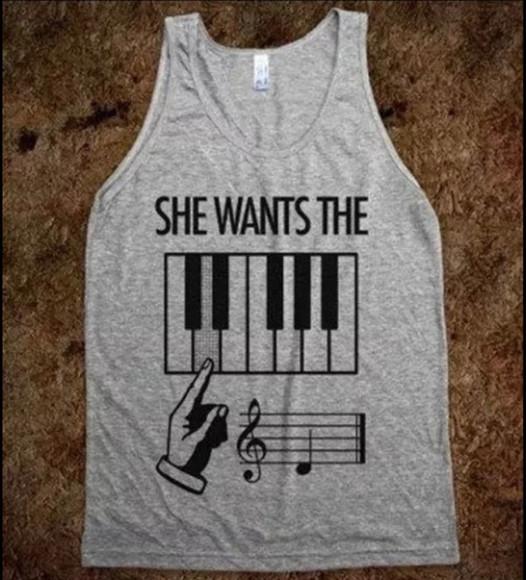 grey t-shirt graphic tee music shirt