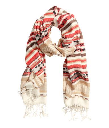 H&M Jacquard-weave Scarf $17.95