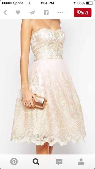 dress lace dress formal dress