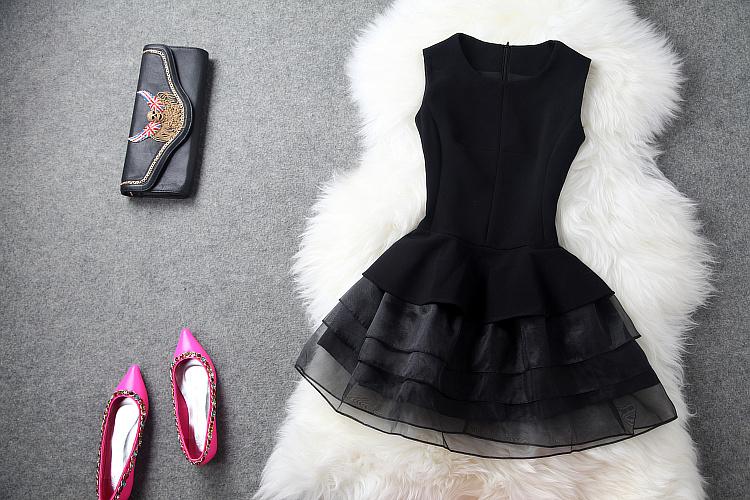 Black short prom dresses, summer dresses
