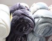 home accessory,blanket,bedcover,fluffy,velvet,blue,white,purple,bedroom,bedding