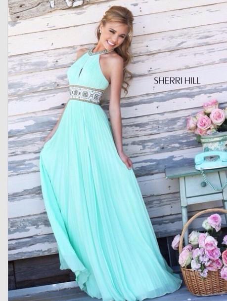 dress, prom dress - Wheretoget