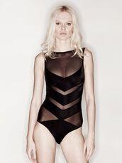 underwear,bodysuit,body,black,swimwear