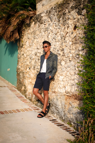 closet freaks blogger jacket shorts shoes sunglasses menswear mens shorts mens t-shirt mens jacket mens shoes carven h&m