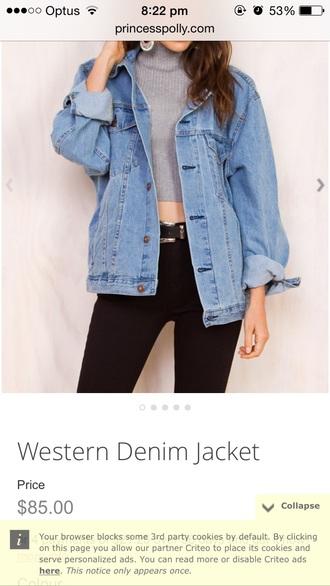 jacket denim denim jacket vintage