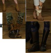 shoes,bottes,chaussure bottine boots bottilons