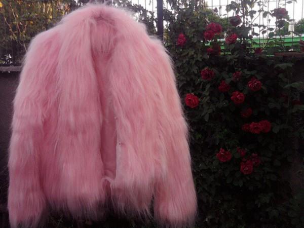 fur coat cyber ghetto soft ghetto