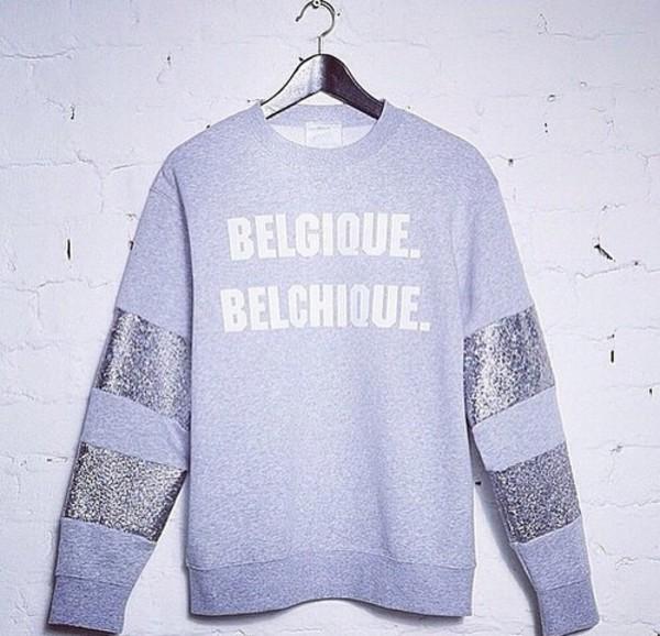 sweater belchique