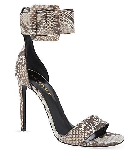 Jane wide cuff sandals