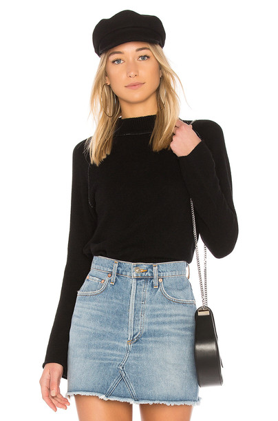 27 miles malibu sweater black