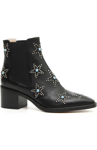 shoes stars studded shoes