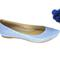 Stylish slippers - vintage pointed toe ballet flats