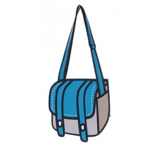 bag cool hipster dope purse blue cute style bags and purses