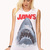 Jaws™ Muscle Tee | FOREVER 21 - 2037093418
