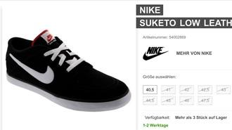 shoes suketo low