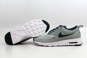 Nike Air Max Thea TXT Light SilverHasta White 819639 002 Women's ALL SIZES