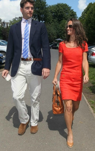 pippa middleton shoes dress bag