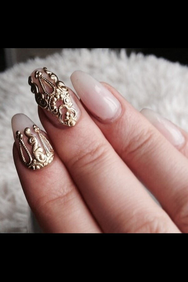 nail polish nail decor add-ins add-ons stick ons 3d