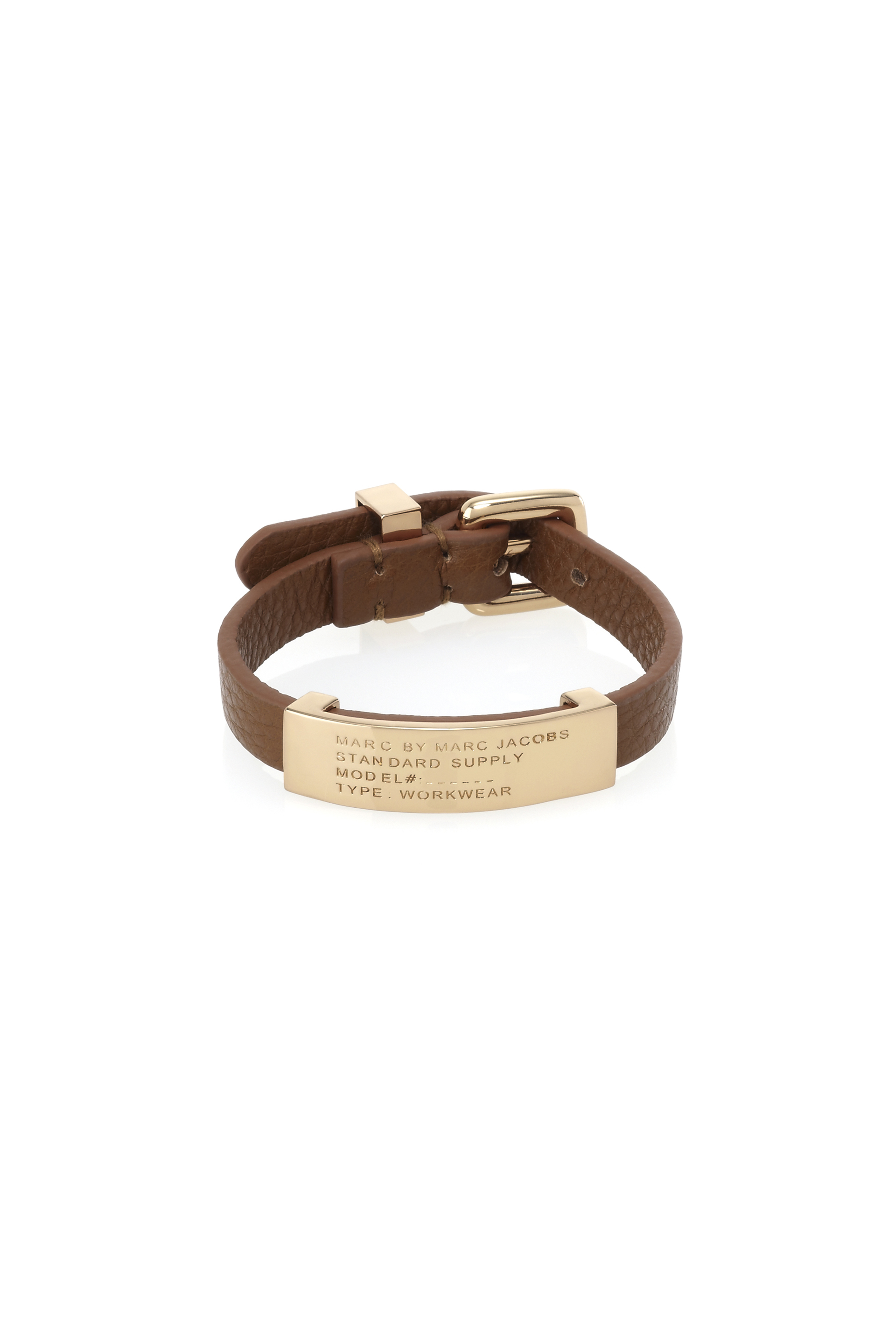 Standard Supply ID Bracelet - Marc by Marc Jacobs - Shop marcjacobs.com - Marc Jacobs