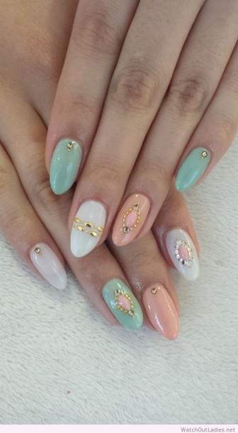 nail accessories pastel stilettos stiletto nails stiletto nails