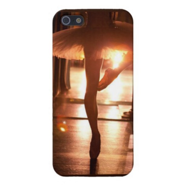 phone cover phone cover ballet tutu pointe shoes iphone cover