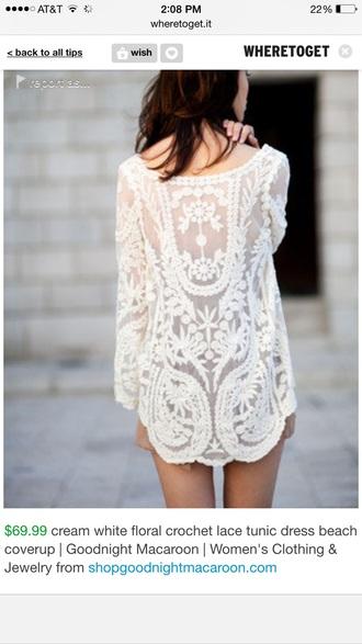 swimwear lace