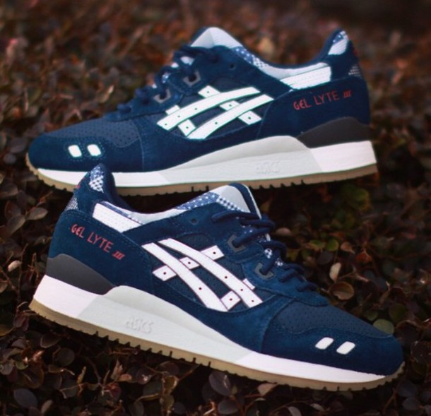 shoes asics asics gel lyte iii