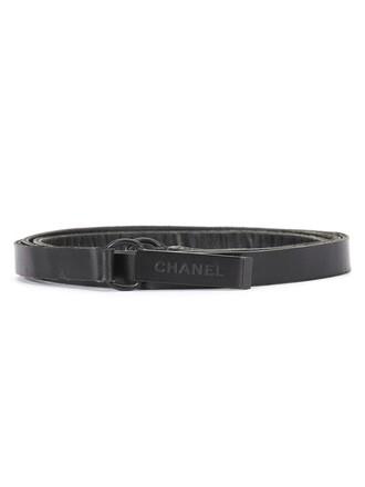 women belt black