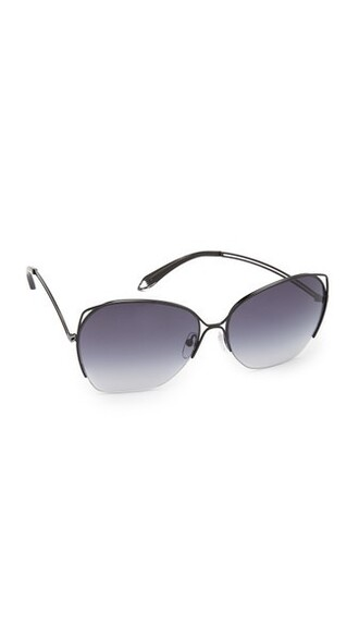 sunglasses navy black