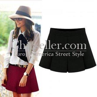 skirt short skirt chicseller