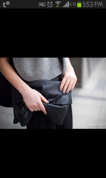 bag black fashion i seriously want it guys price doesnt matter