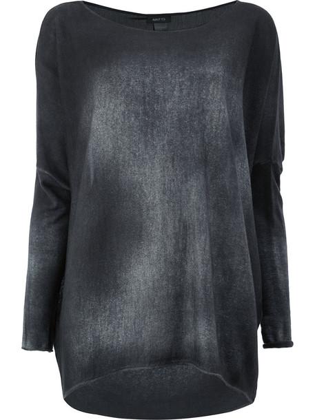 AVANT TOI jumper women black silk sweater