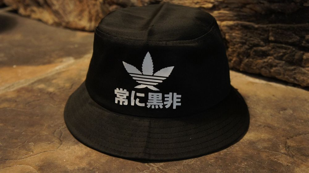 cd0db663a87 Very Rare Air Nike Adidas Bucket Hat KYC Vintage HBA PYREX ...
