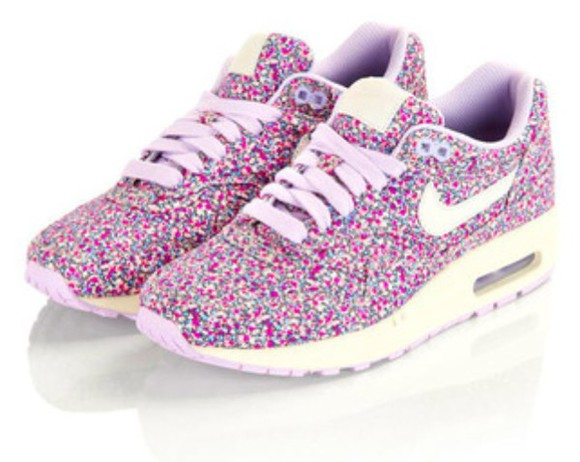 sneakers glitter shoes